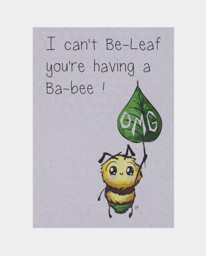 Ba-Bee-Leaf
