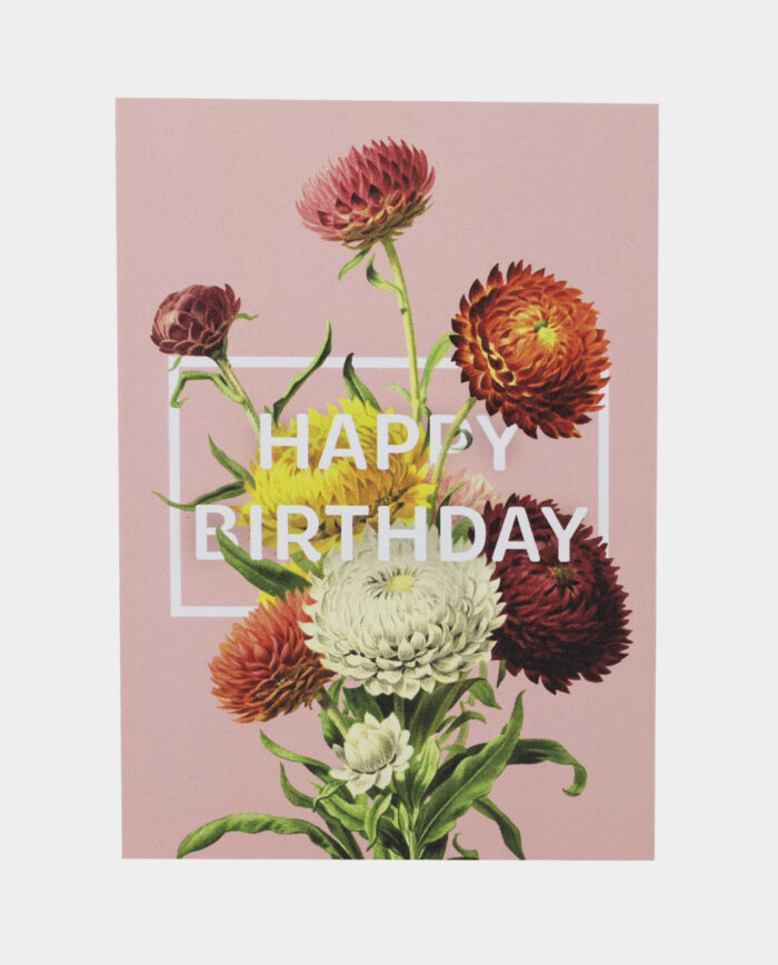 Happy Birthday Bloom Collection