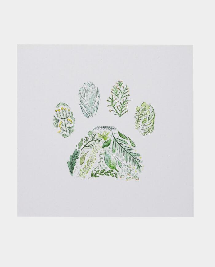 Green Paw