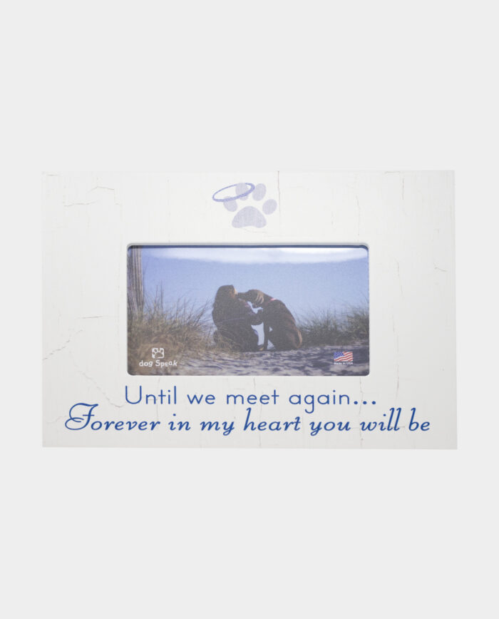 Until we meet again - frame