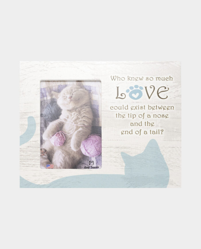 Who Knew So Much Love... Photo Frame